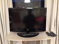 Flat screen LG TV