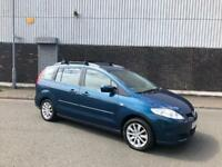 Mazda 5 7 seats comes with new mot