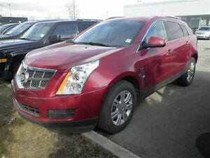 2012 Cadillac SRX Luxury|Leather|Camera|Sunroof