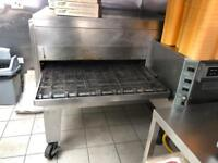 Lincoln Impinger 32inchs Conveyor Belt Gas Pizza Oven