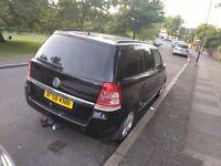58 reg Vauxhall zafira petrol 1.6 petrol for spear or repair no mot not start cheap car or for part
