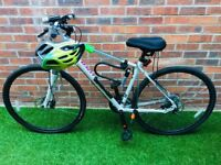 SPECIALIZED ARIEL ELITE DISK 2016 WOMAN'S HYBRID BICYCLE