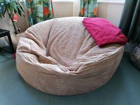 Giant bean bag *super comfy*