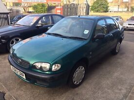 Toyota Corolla 1.6 S 5dr VERY LOW MILEAGE AUTOMATIC CAR