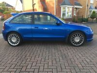 2001 51 MG ZR 1.4 + 3DR HATCHBACK BEST COLUR M.O.T 05/05/2017