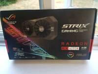 Rx470 Radeon Asus Strix Gaming 4GB