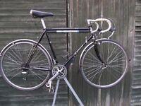Vintage Raleigh Royal Touring Bike Reynolds 531 Frame Road Race Cycle