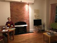 Looking for roommate in SANDY HILL prime location uOttawa