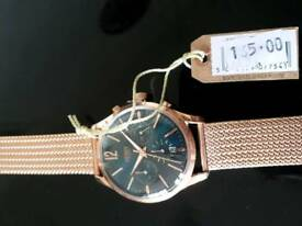 henry mans watch as new with tags
