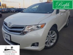 2016 Toyota Venza AWD-XLE-leather-panorama roof