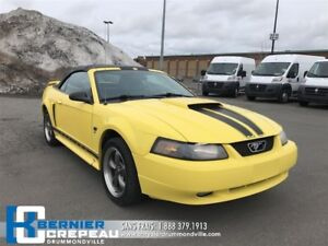 2003 Ford Mustang GT Deluxe **CONVERTIBLE, TRES PROPRE, A/C **