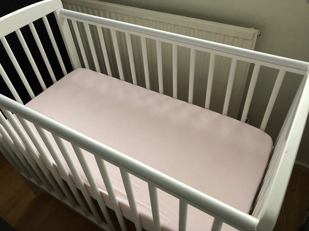 half off 18982 0b4ff Compact Cot and Mattress Bundle (George Asda) - Used - in excellent  condition - Putney SW15   in Barnes, London   Gumtree