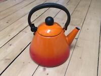 Le Creuset hob top kettle