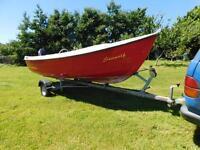Orkney Strike-liner Boat 16+