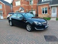 2014 VAUXHALL INSIGNIA DESIGN 2.0 DIESEL, £0 TAX, FULL SERVICE HISTORY