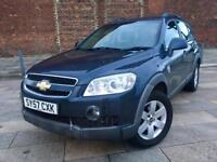 2008 CHEVROLET CAPTIVA / DIESEL / 4X4 / ALLOYS / ELECTRIC WINDOWS / CD / FULL MOT .
