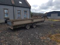Ifor williams trailer 14' x6'6""
