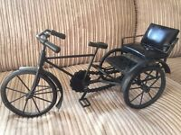 @@1.5FT LONG FULLY WORKING BICYCLE / ORNAMENT / TOY@@