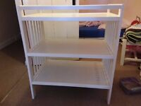 Changing table - Ikea Gulliver (Great condition)