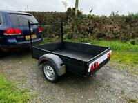 Car trailer 6x4ft