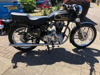 Royal Enfield Bullet 350 - 2008 - only 2500 miles