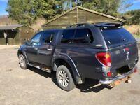 2010 Mitsubishi Warrior L200 - NO VAT