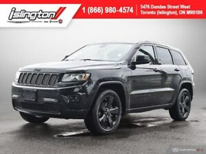 2015 Jeep Grand Cherokee Laredo **BLACKOUT!!**|SUNROOF|LEATHER|B