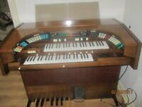 Organ Gulbrasen theatrum in very good condition