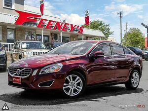 2012 Volvo S60 T6 w/Moonroof AWD LEATHER