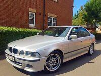 "2003 03 REG BMW 5 Series 2.9 530d Sport 4dr "" HPI CLEAR """