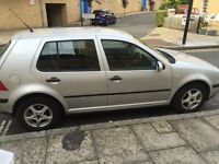 2002 VW GOLF 1.6 5dr £595 ono