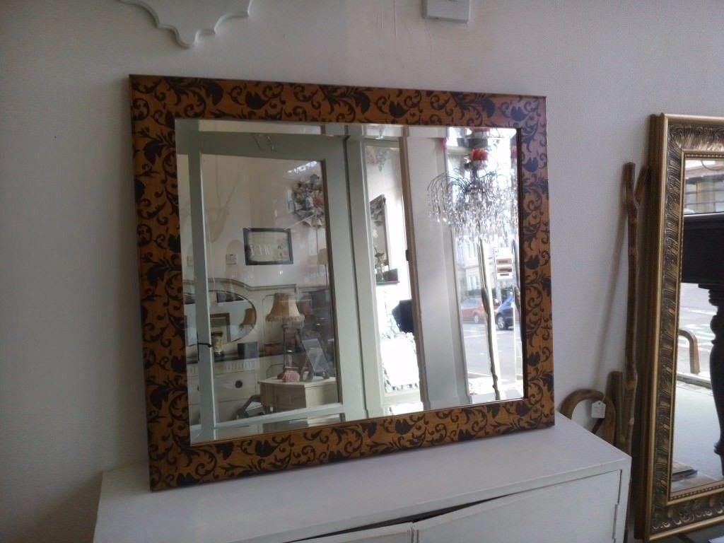 Unusual Wall Mirror