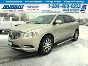 2015 Buick Enclave Leather AWD 7 Passenger Option *Nav* *Blind S