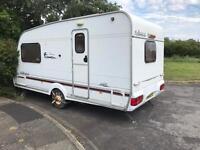 Swift accord 480 caravan 2 berth