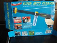 SUPER AUTO CAR CLEANER
