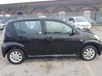 Automatic DAIHATSU SIRION SE 1.5 Petrol 5 Speed 5 Door