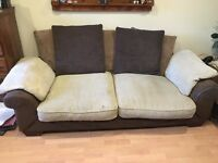 Comfy Double and Triple couch for sale