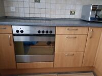 Electric oven and hob for sale. In very good condition
