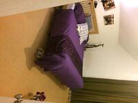 Spacious doubel bedroom