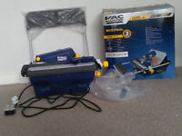 NEW Mac Allister Corded 750W Power Tile Saw MTC750L Tile Cutter B&Q £98 BARGAIN 34% OFF £65 ONO