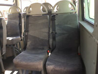Mini Bus Seats Renault Master 2005