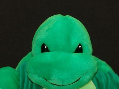 BIG GREEN BUILD A BEAR TURTLE SHELL DINOSAUR COSTUME PLUSH STUFFED ANIMAL - Turtle Dinosaur Costume
