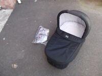 Britax hard carry cot