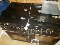 110 Rangemaster oven