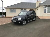 2005 Suzuki Grand Vitara 2.0 HDI XLT7 7 seater motd excellent condition