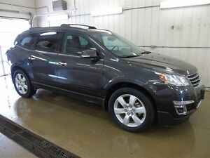 2016 Chevrolet Traverse 1LT AWD, 7 Passenger Seating, Trailering