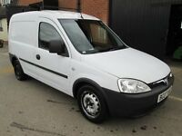 2007 VAUXHALL COMBO VAN DIESEL 12 MONTHS MOT Part exchange available / Credit & Debit cards accepted