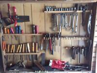Workshop clearance / garage sale
