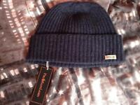 Men's Ralph Lauren beanie hat navy
