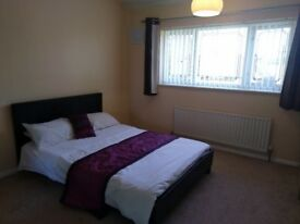 2 DOUBLE ROOMS TO RENT 12MINS FROM ORPINGTON STATION